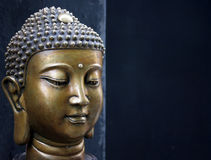 Pista de Buddha imagen de archivo libre de regalías