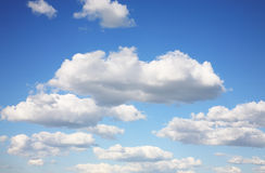 Pista de cielos vivos Imágenes de archivo libres de regalías