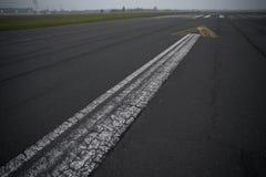 A pista de decolagem velha Imagem de Stock Royalty Free