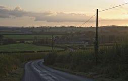 Pista de Dorset Fotografia de Stock Royalty Free