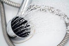 Pista de ducha Fotografía de archivo libre de regalías