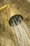 Pista de ducha Imagenes de archivo