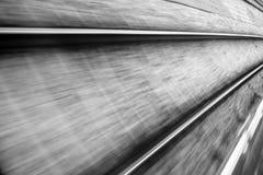 Pista de ferrocarril Fotos de archivo libres de regalías