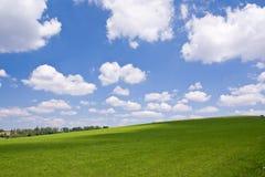 Pista de granja Imagenes de archivo