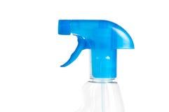 Pista de la botella del aerosol Fotos de archivo libres de regalías