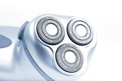 Pista de la máquina de afeitar eléctrica Imagen de archivo libre de regalías
