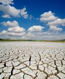 Pista de la sequía Fotos de archivo libres de regalías