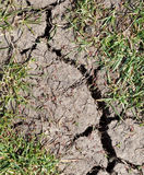 Pista de la sequía Imagen de archivo