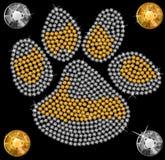 Pista de los perros Imagen de archivo libre de regalías