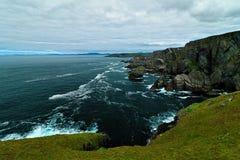 Pista de Mizen, Irlanda Fotos de archivo