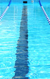 Pista de natação imagens de stock royalty free