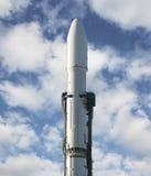 Pista de Rocket Foto de archivo libre de regalías