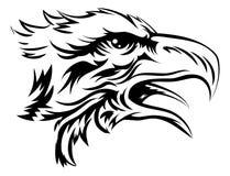 Pista del águila Fotografía de archivo libre de regalías