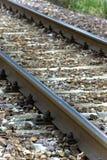 Pista del carrello Fotografie Stock Libere da Diritti