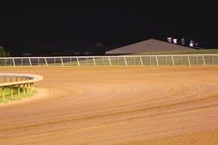 Pista del cavallo. fotografie stock libere da diritti