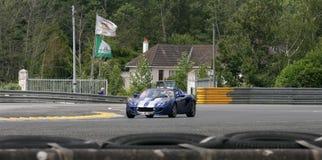 Pista del circuito della vettura da corsa di Le Mans Immagine Stock Libera da Diritti
