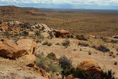 Pista del Hopi Imagen de archivo libre de regalías