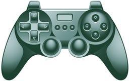 Pista del regulador del juego video Imagen de archivo libre de regalías