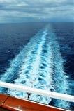Pista del ` s de la nave Fotografía de archivo libre de regalías