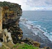 Pista del sur del puerto de Sydney fotografía de archivo