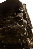 Pista del tanque Imagen de archivo libre de regalías