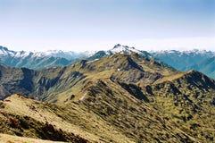 Pista di Kepler, Nuova Zelanda Immagini Stock Libere da Diritti