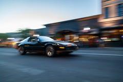 Pista do ` do carro D, feira automóvel clássica Fotos de Stock