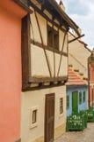 Pista dourada em Praga imagens de stock royalty free