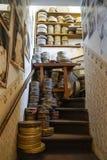 Pista dourada, Praga, República Checa Fotos de Stock