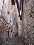 Pista italiana Fotos de Stock Royalty Free