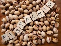 pistache Royalty-vrije Stock Afbeelding