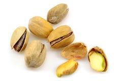 pistache de noix Photo libre de droits