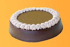 Pistache-Marzipan.chocolate p Stock Foto