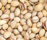 Pistachio background Stock Photo
