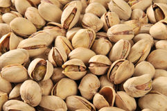 Pistachio background Stock Images