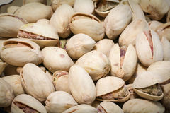 Pistachio background Royalty Free Stock Photo