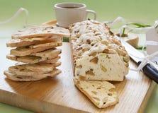 Pistachio Bread Stock Photography