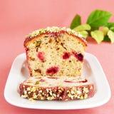 Pistachio cake Stock Photography