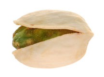 Pistachio in close-up Royalty Free Stock Images