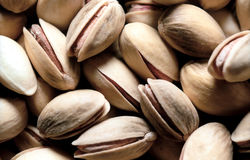 Pistachio closeup background Royalty Free Stock Image