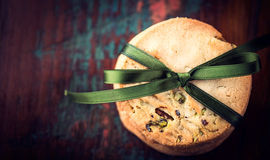 Pistachio Cookies Royalty Free Stock Photos