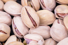Pistachio. Is good for health, high in hdl cholesterol which is good for health Royalty Free Stock Photo