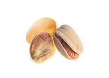 Pistachio isolated Royalty Free Stock Images