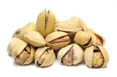 Pistachio nut Stock Photos