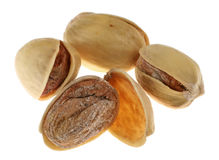 Pistachio nut Stock Photo
