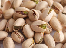 Pistachio nut background Stock Photography