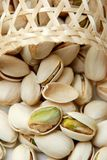 Pistachio nut Stock Photography