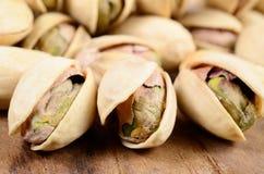 Pistachio nut Stock Image