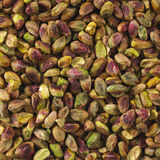 Pistachio nut kernels. Close up Royalty Free Stock Images