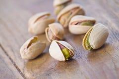 Pistachio nut Stock Photos
